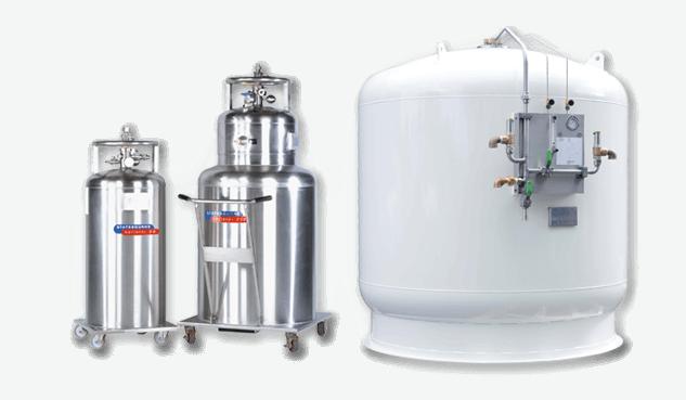 Helistor | Liquid Helium Dewars | Statebourne Cryogenics